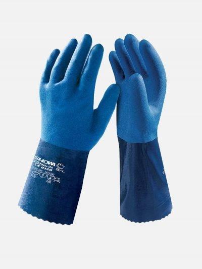 Showa-720R-rukavice-hemijske