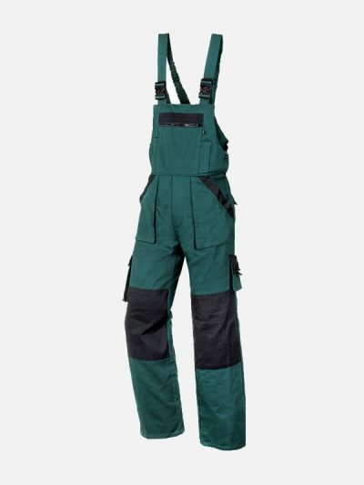 Max-polukombinezon-radno-odelo-polukombinezon-htz-zelena-boja