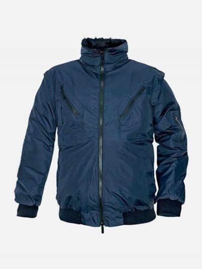 Pilot-zimska-jakna-3-u-1-radna-zastitna-odeca-teget-boja