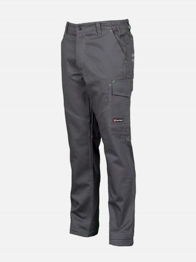 Worker radne pantalone siva boja