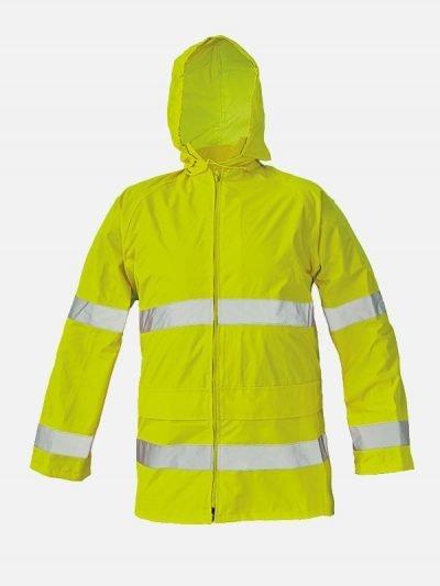 gordon-jakna-zastitna-odeca-vodootporna-jakna-žuta-boja