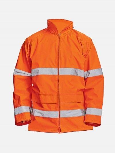 gordon-jakna-zastitna-odeca-vodootporna-jakna-narandžasta-boja