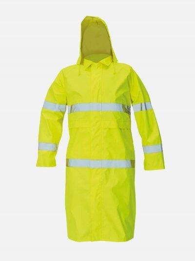 gordon-kabanica-odeca-visoke-vidljivosti-žuta-boja
