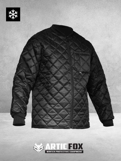 zimska-jakna-bez-kragne-radna-odeca-zastita-od-hladnoce-od-0-do-5-crna-boja