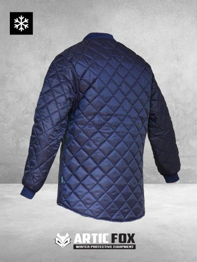 zimska-jakna-bez-kragne-radna-odeca-zastita-od-hladnoce-od-0-do-5-teget-boja-pozadi