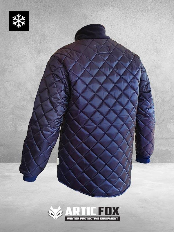 zimska-jakna-sa-kragnom-radna-odeca-zastita-od-hladnoce-od-0-do-5-teget-boja-pozadi