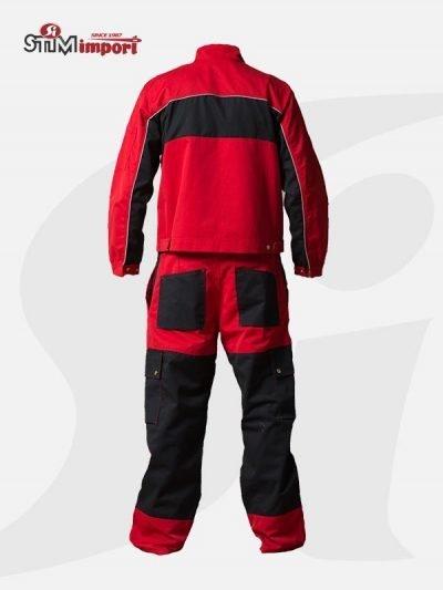 Radno Odelo 1001 Crvena boja lična zaštitna oprema