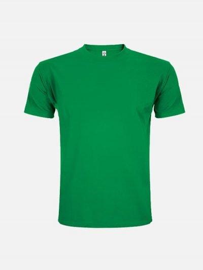 Premium zelena pamučna majica