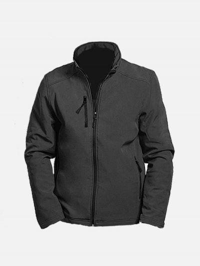 Tamno Siva Softshell jakna