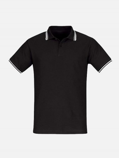 Crna polo majica