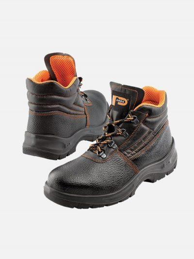 Alfa duboke zaštitne cipele S1 SRC