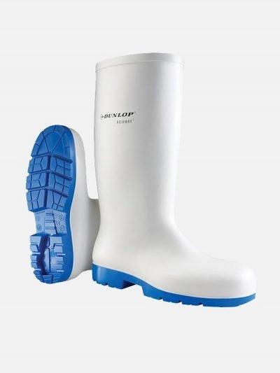 Vodoodbojne bele čizme specijalno dizajnirane za prehrambenu industriju