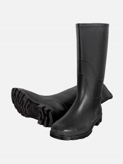 Ginocchio crne cizme
